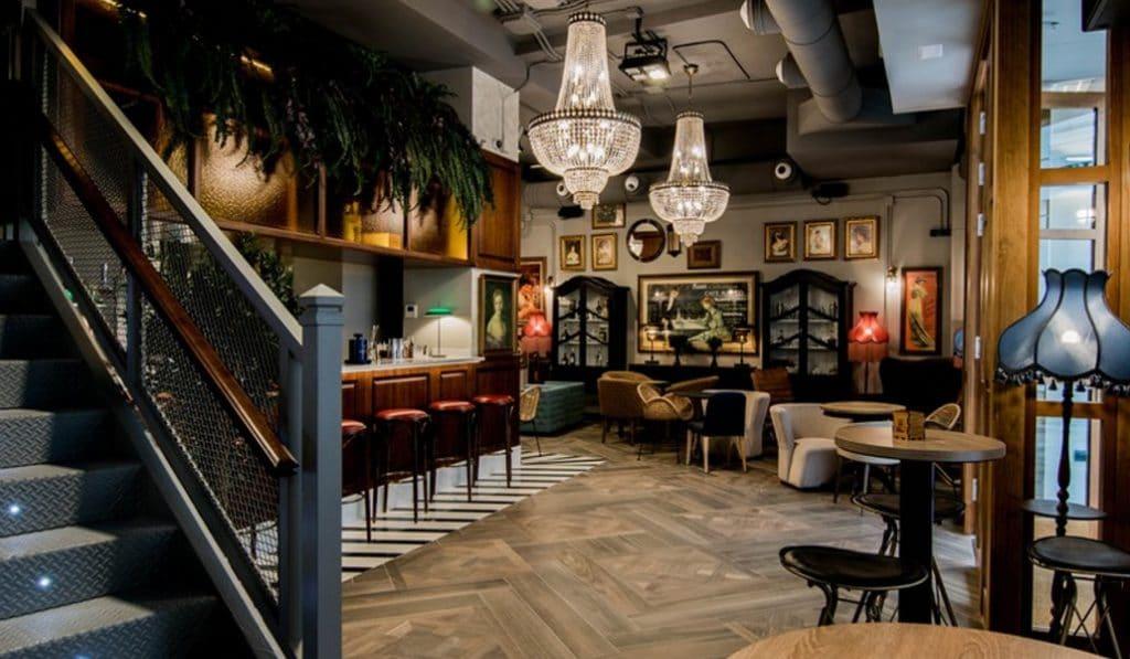 Café Madrid: un espacio que nunca pasa de moda