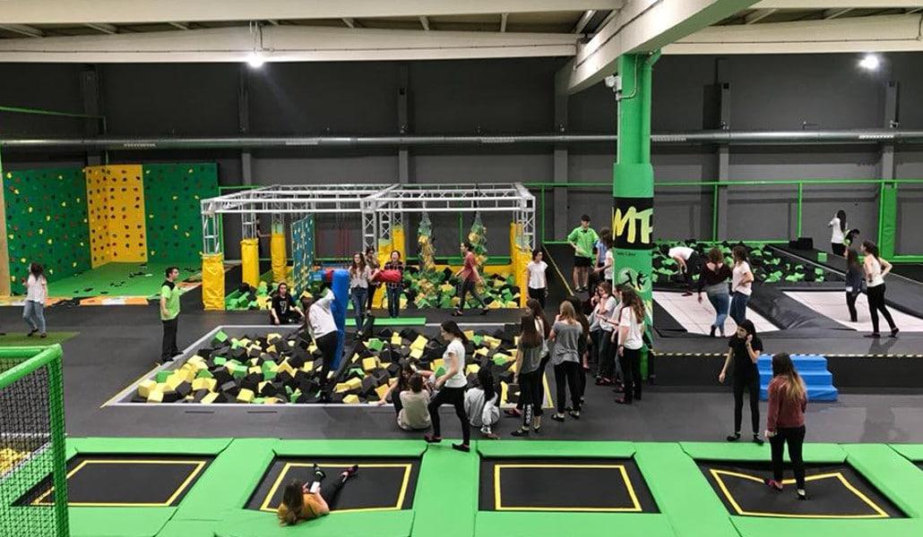 Fun Jump Valencia: el parque de camas elásticas más grande de España