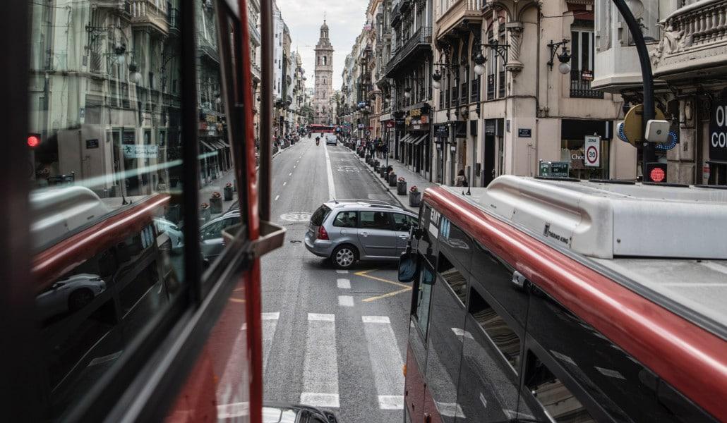 ¿Irías a trabajar en transporte público si te pagaran?