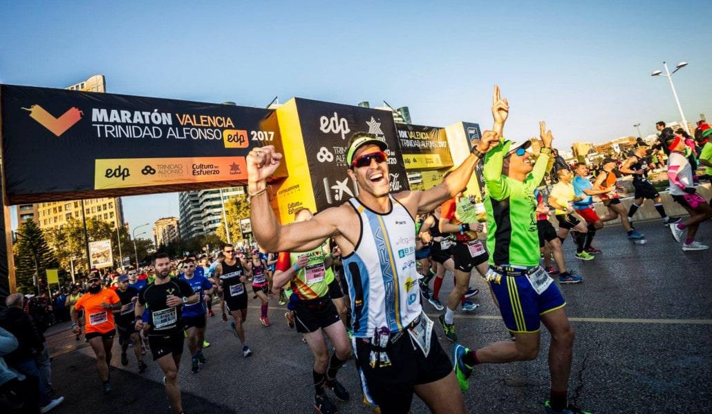 maraton valencia mejor españa