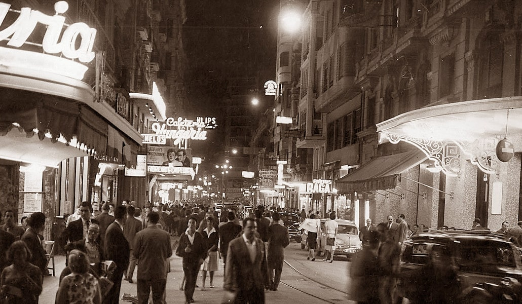 Bares y cafés míticos de Valencia que ya no existen