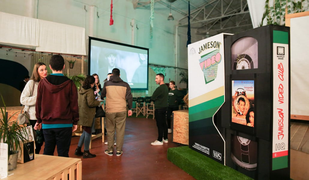 jameson video club valencia