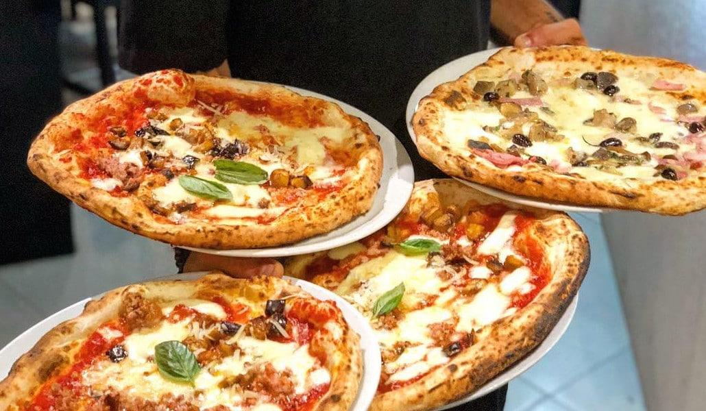 El primer campeonato de pizzas de la Comunitat llega a Valencia