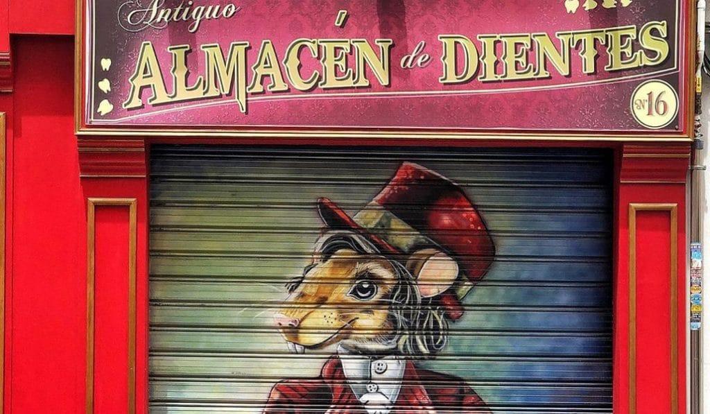 El ratoncito Pérez tiene su almacén en Valencia