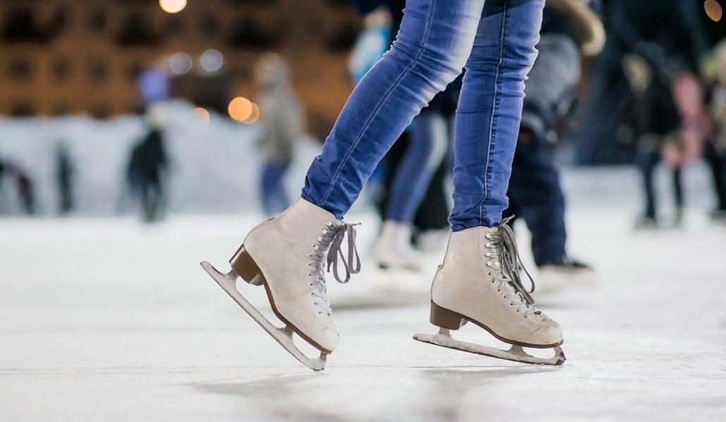 pista hielo valencia saler