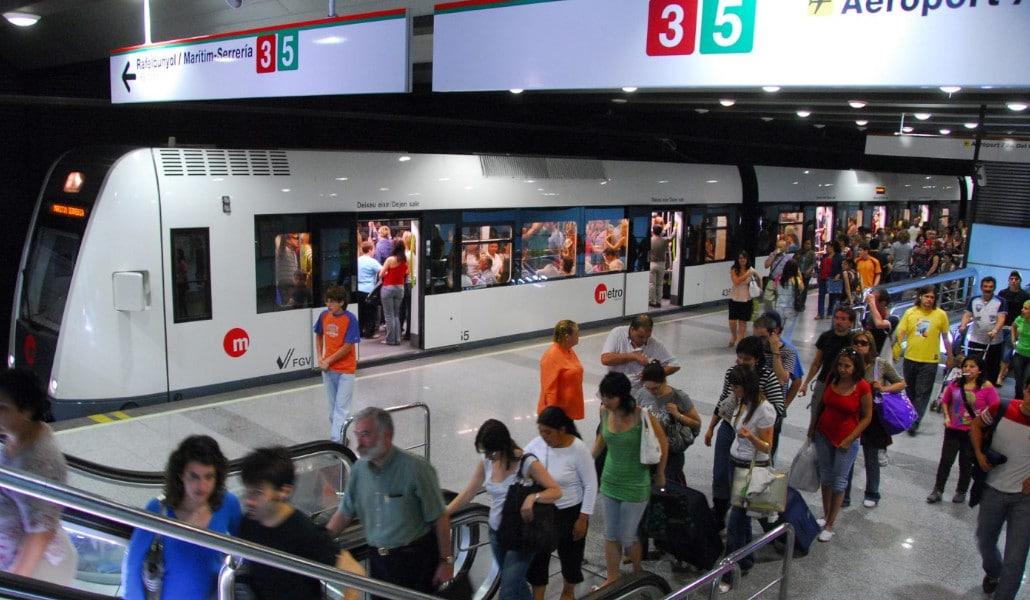 Valencia se queda con un metro a medias para Nochevieja