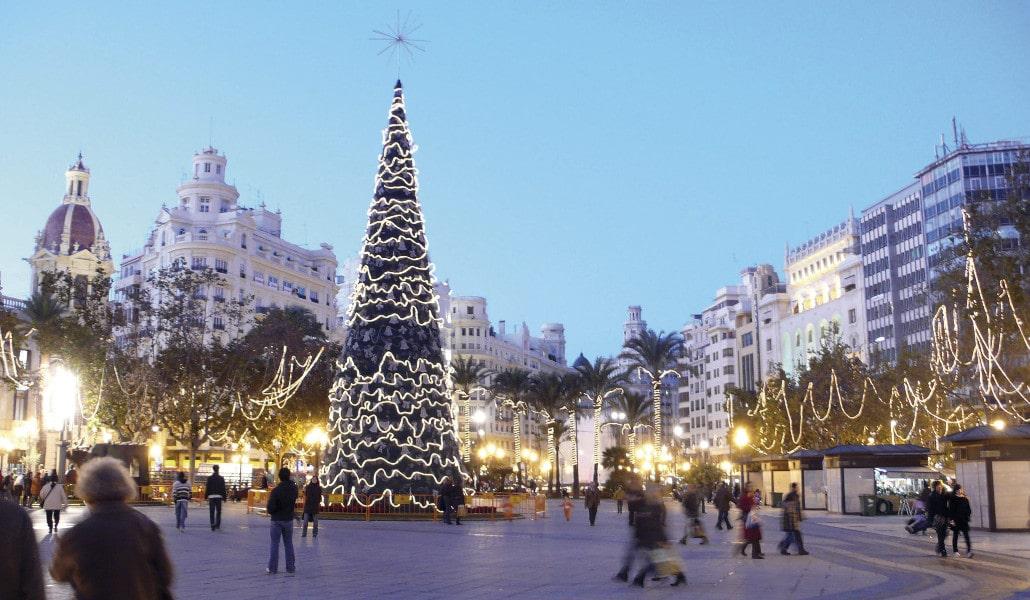 Navidad de la A a la Z en Valencia