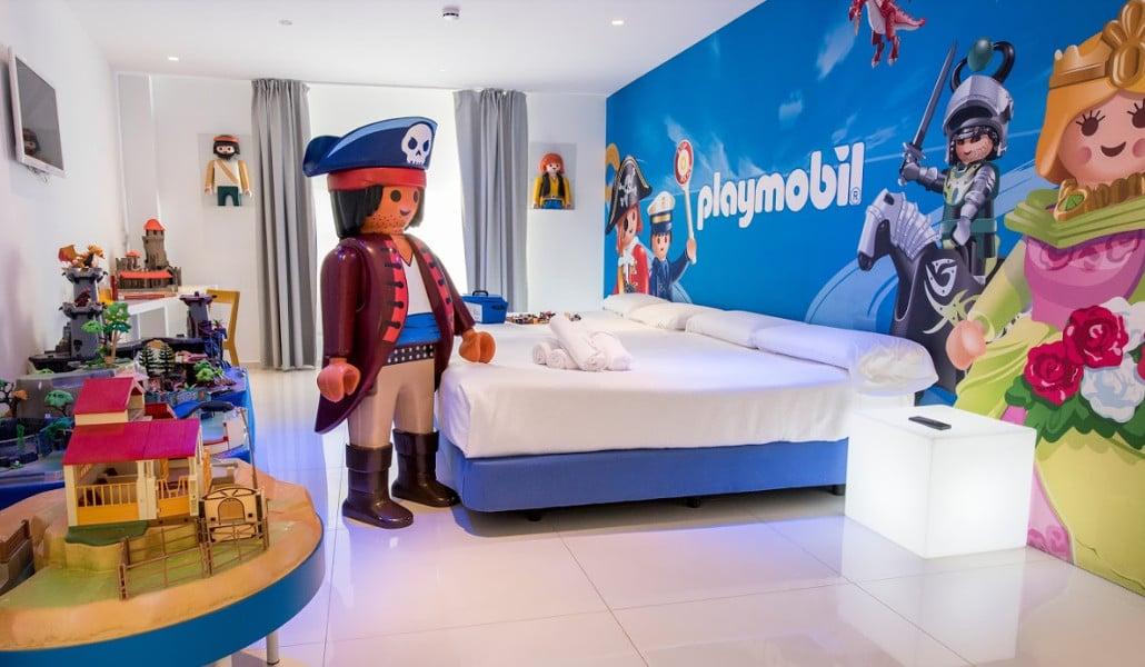 ¿Sabías que hay un hotel valenciano dedicado a los juguetes?