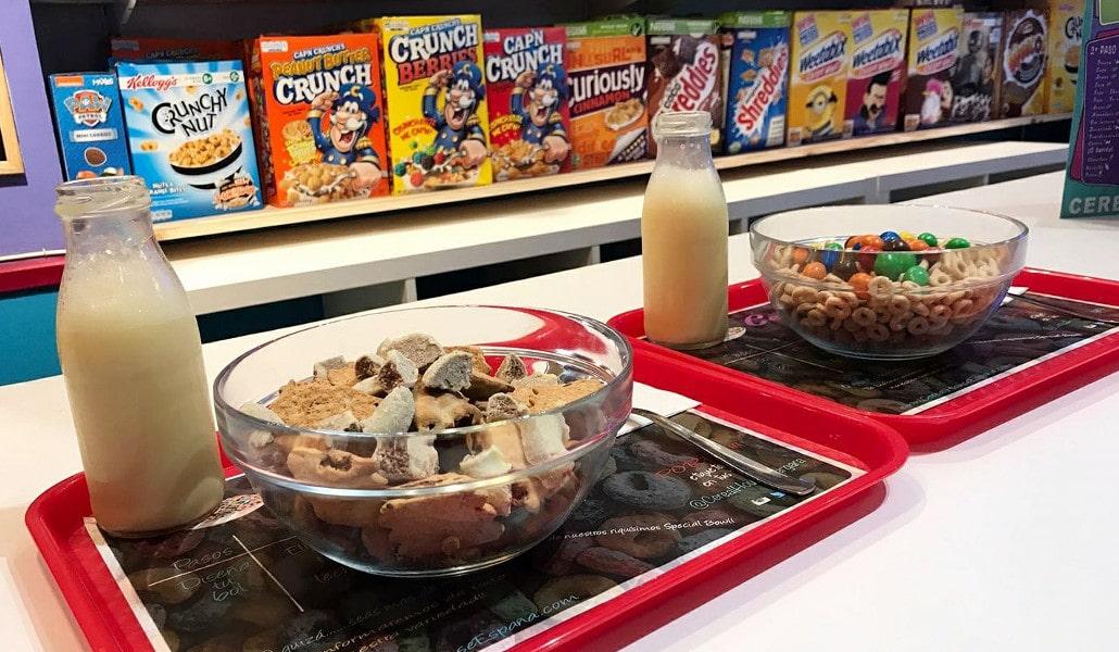 Cereal House: leche con cereales en Valencia