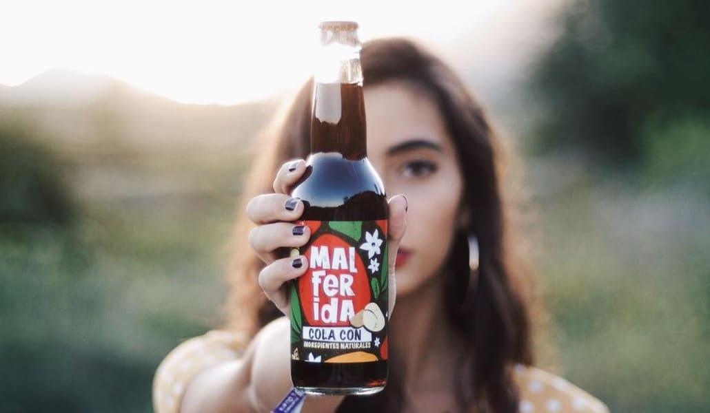 Malferida, el refresco de cola valenciano, ahora en tu casa
