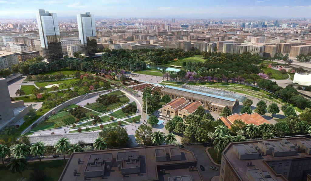 El Parc Central abre hoy sus puertas