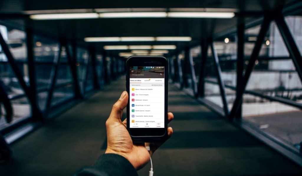 app moverse valencia