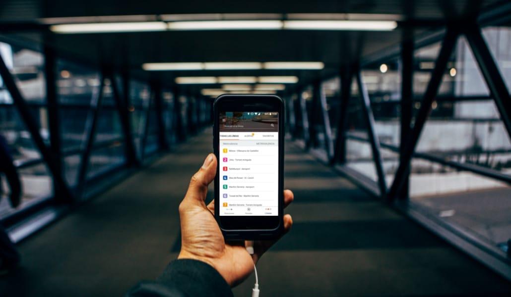 6 'apps' que necesitas para moverte por Valencia