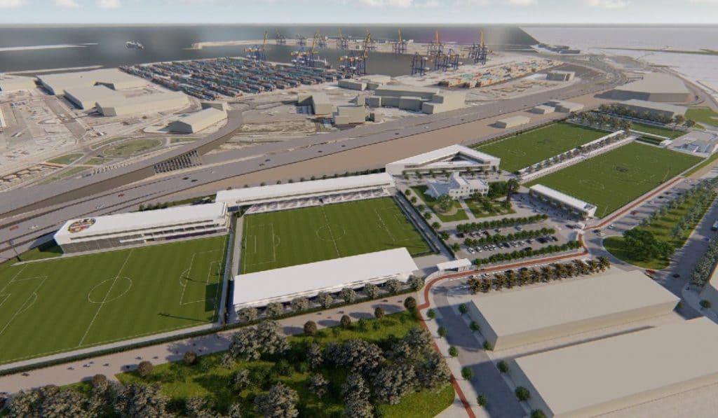 Valencia presenta el nuevo parque de desembocadura en Natzaret