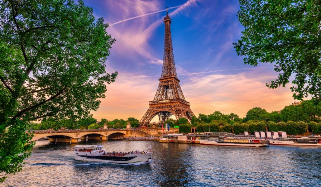 París por 30 euros y otros vuelos baratos para 2020 desde Valencia