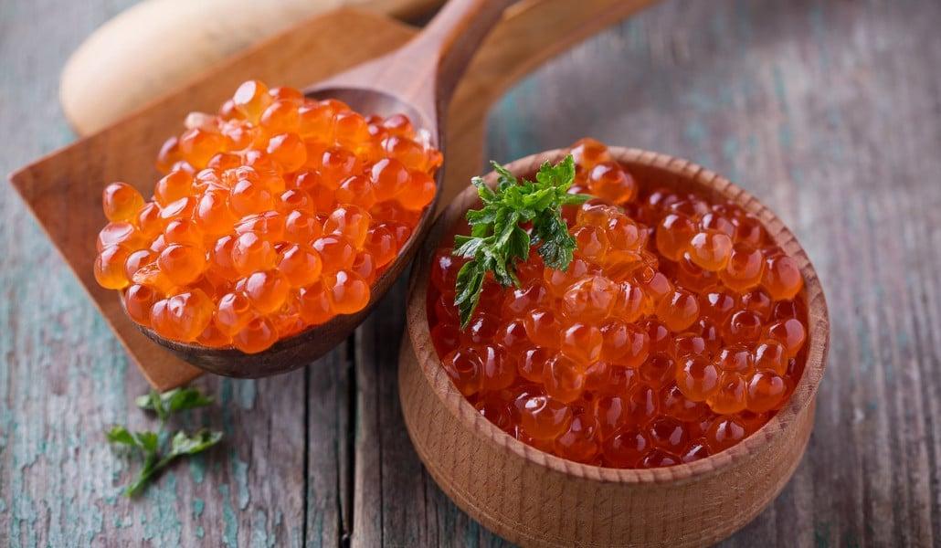 Comer buen caviar en Valencia es posible