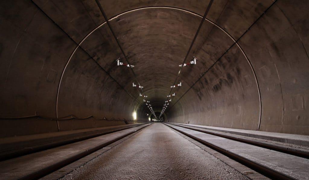 tunel valencia puerto