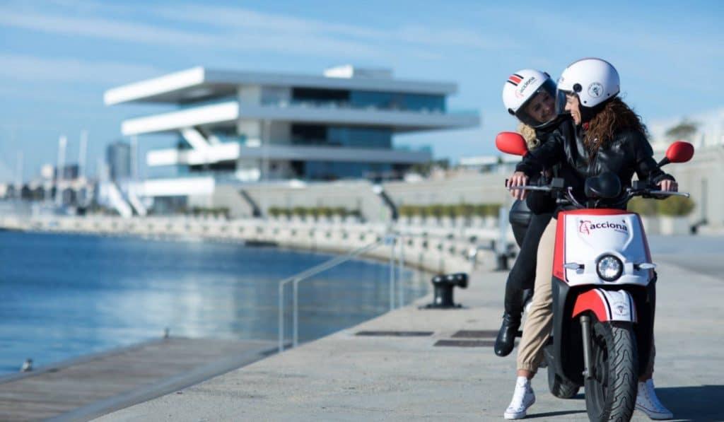 motos electricas acciona valencia