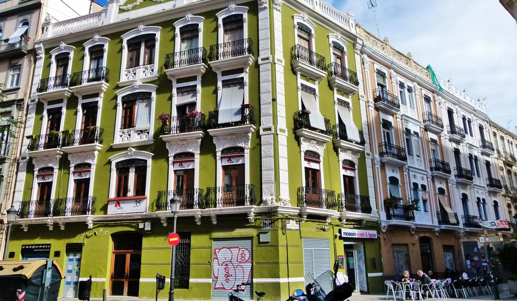 ¿Vives en un barrio rico de Valencia?