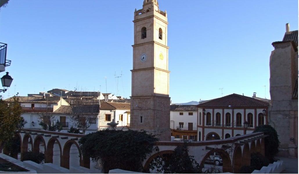Nadie quiere vivir en este pueblo de Valencia