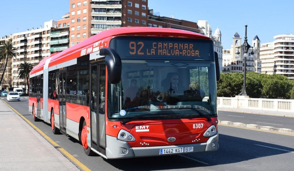 Metro y bus mantienen sus precios en 2019