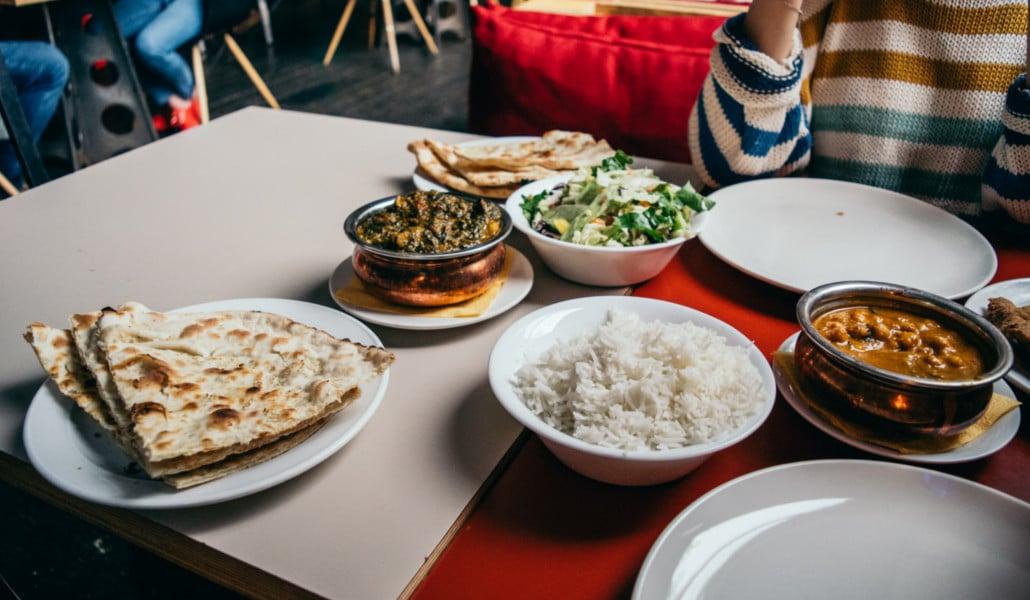 Los mejores restaurantes indios de Valencia