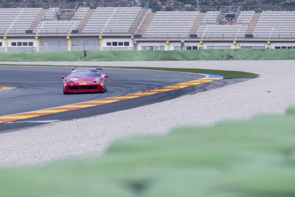 Las entradas de la Ferrari Challenge en Valencia serán gratis