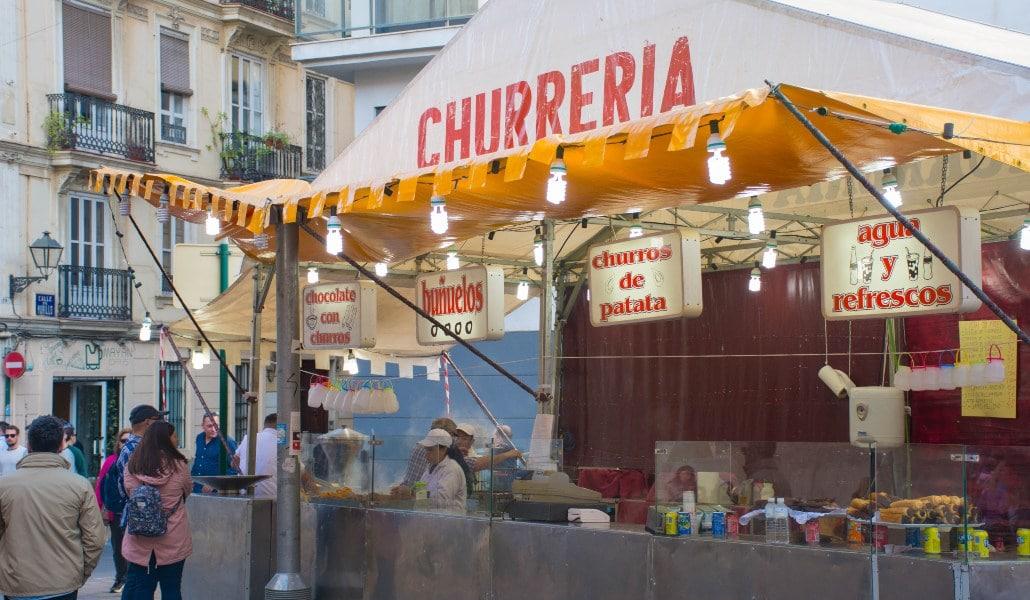 Valencia ya huele a churros y buñuelos