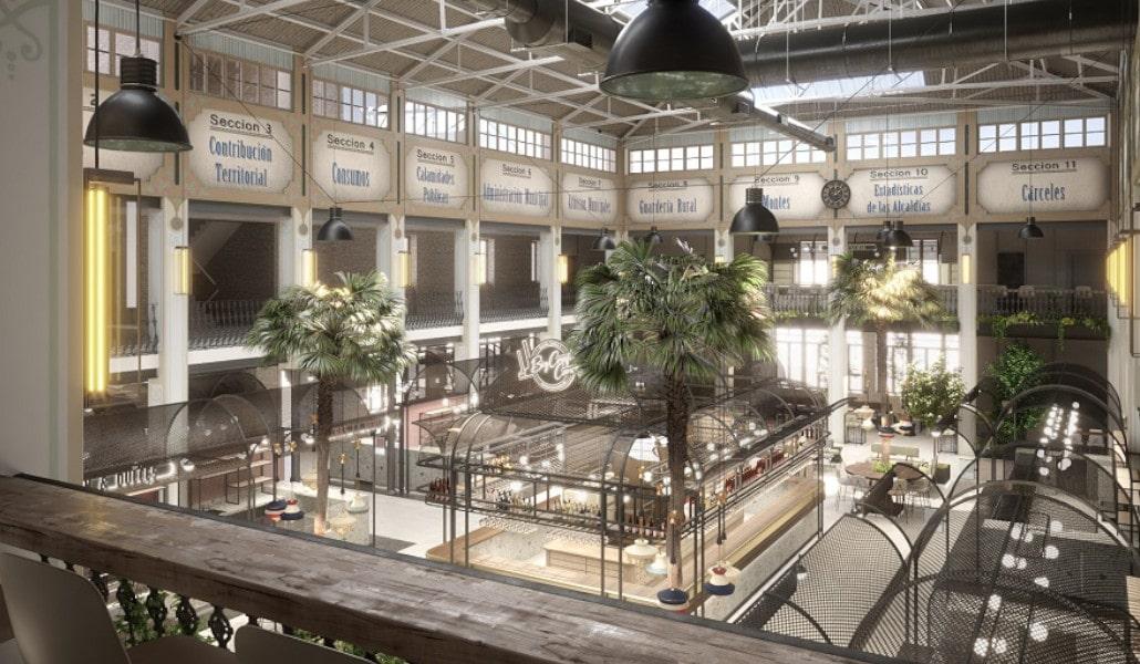 Mercado San Vicente: el nuevo espacio gastronómico de Valencia