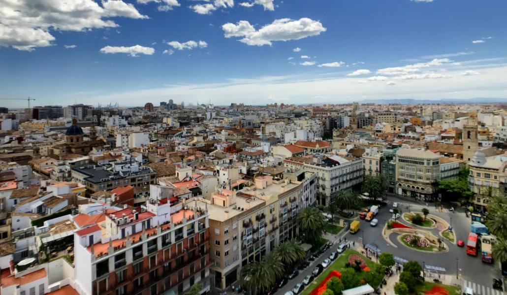 València, uno de los destinos más baratos del mundo para hacer turismo