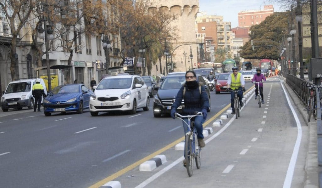 anillo ciclista valencia febrero record