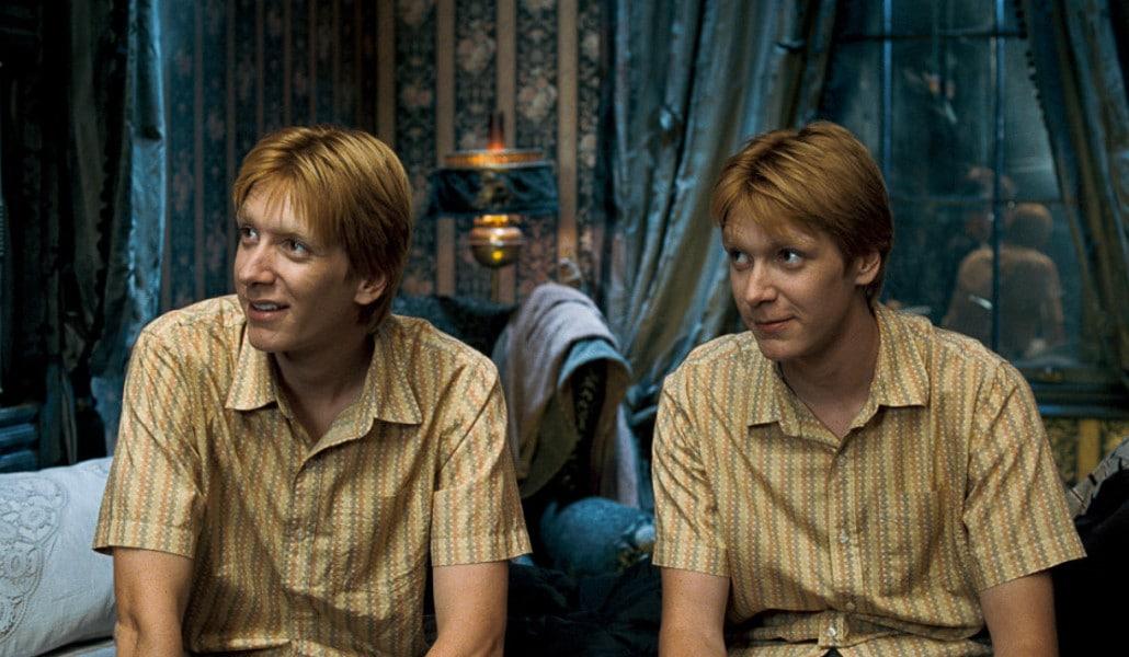 Los gemelos Weasley de 'Harry Potter' visitarán Valencia