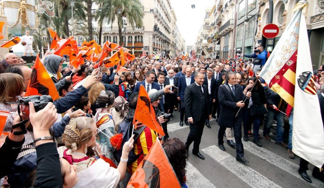 placa bar torino valencia cf procesion