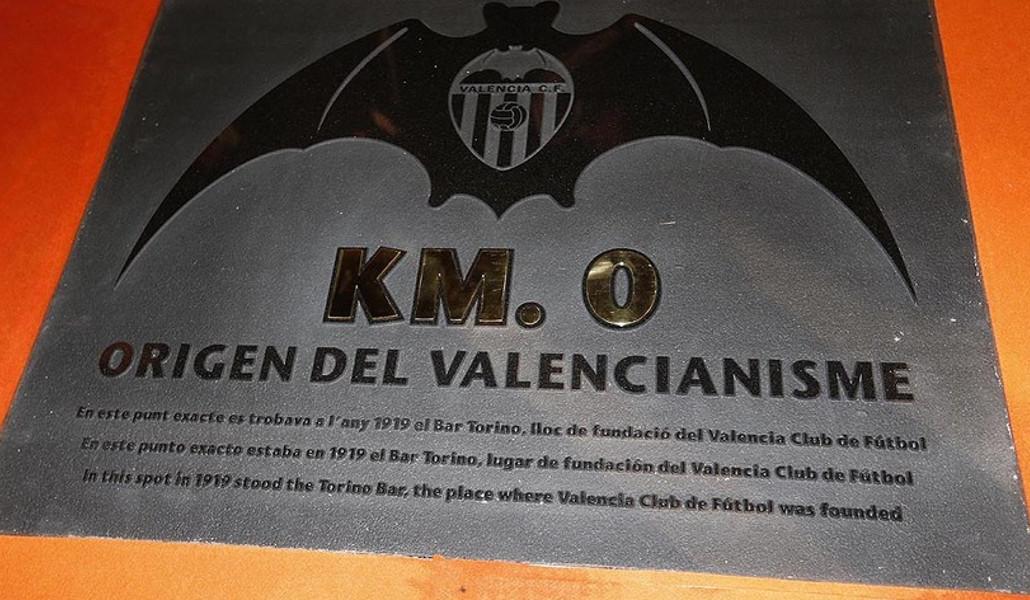 placa bar torino valencia cf 2