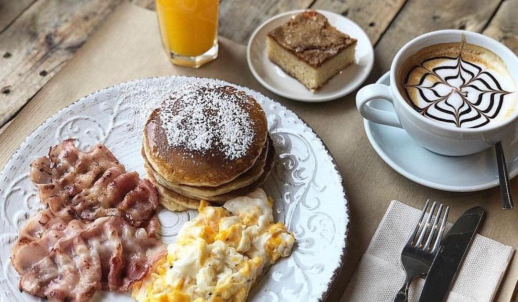 mejores pancakes valencia la petite brioche