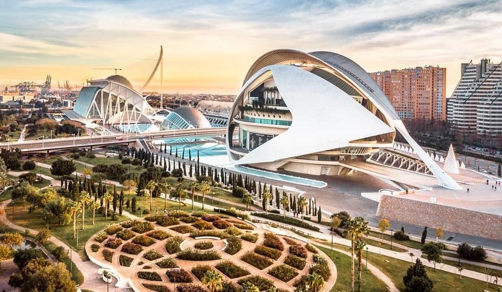 Valencia, una de las ciudades más 'instagrameables' de Europa