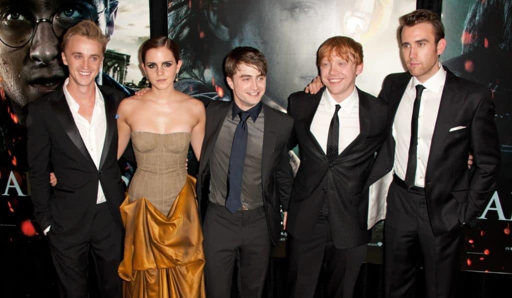 Valencia recibirá a los actores de Harry Potter