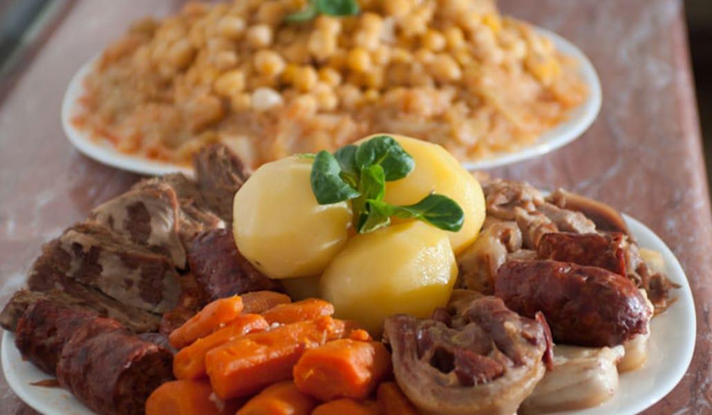 Puchero: el plato del invierno valenciano