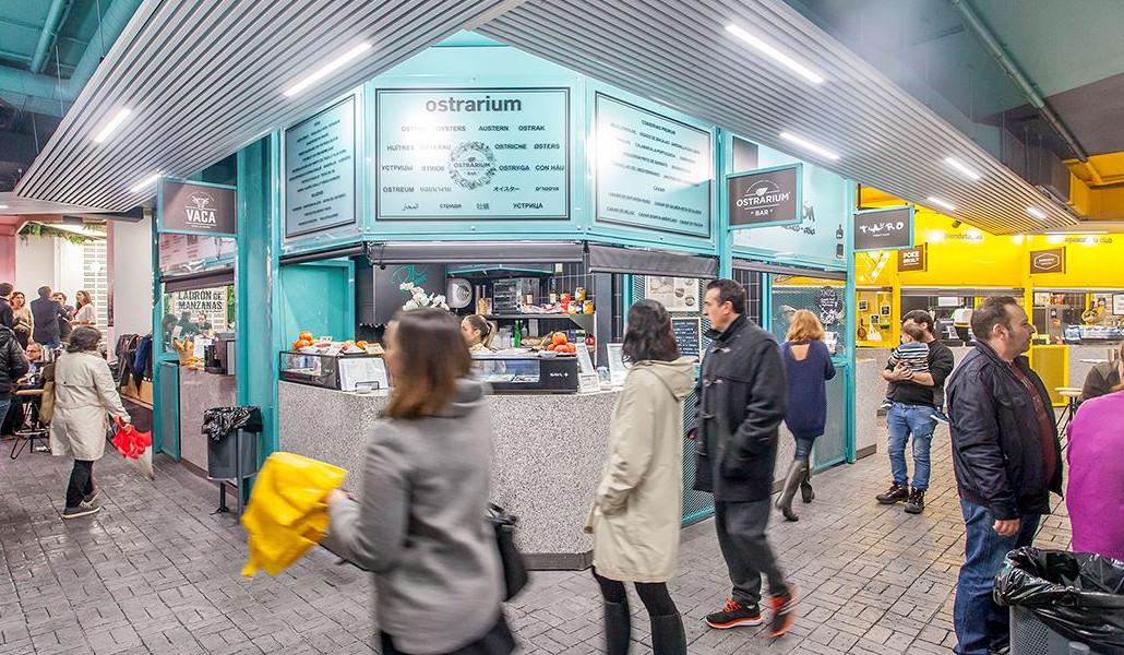 Mercado San Valero: el primer 'street food market' de Valencia