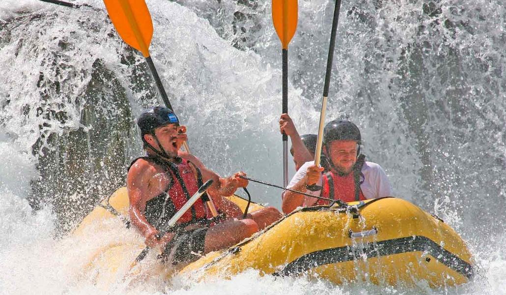 rafting hoces del cabriel