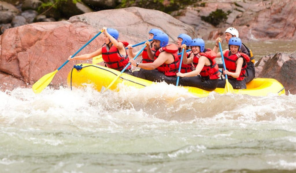 rafting hoces cabriel