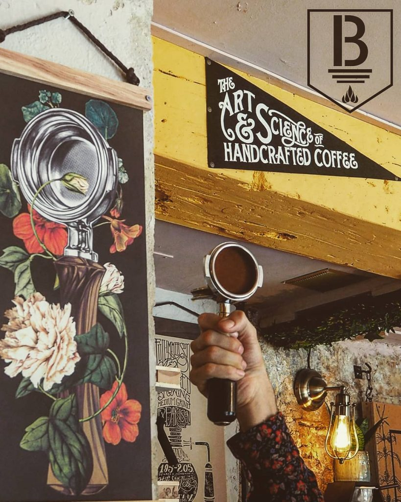 Beat Brew bar Valencia