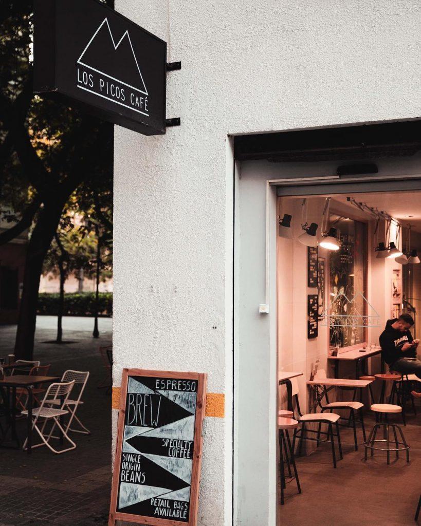 los picos cafe valencia