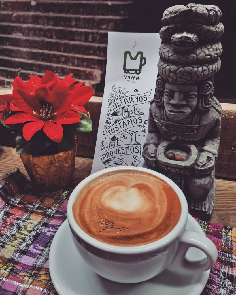 Mayan Coffees