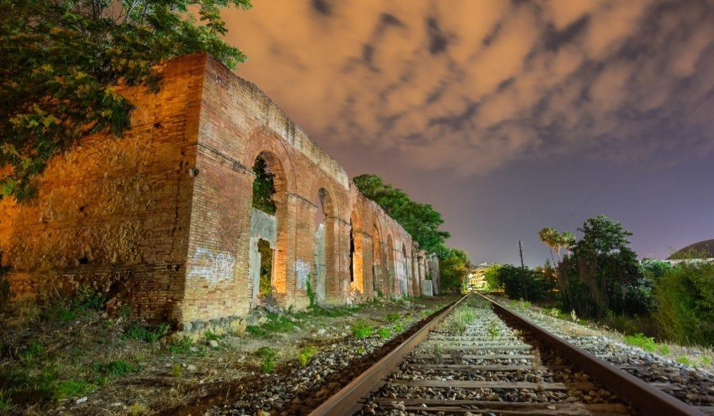 Lugares abandonados de Valencia