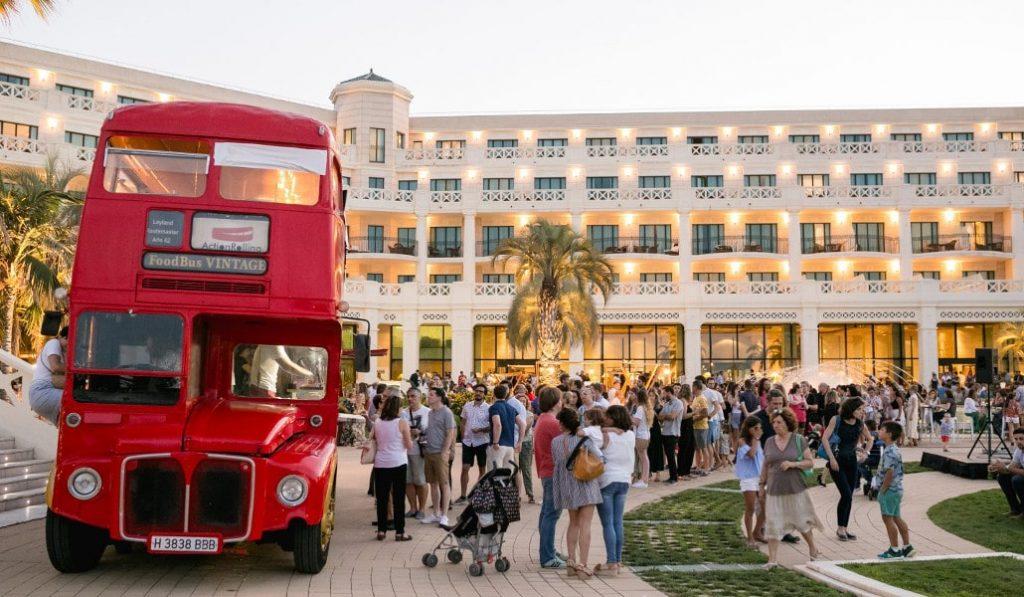 La Gran Plaza: vuelve el mercado gastronómico del hotel Las Arenas