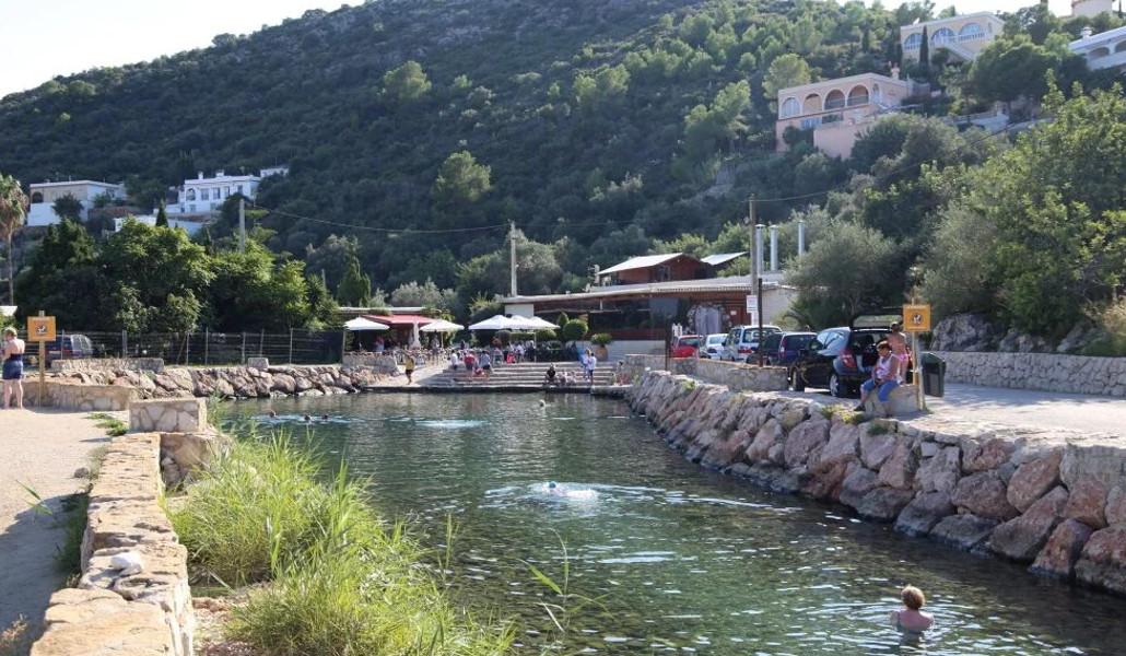 piscina natural oliva