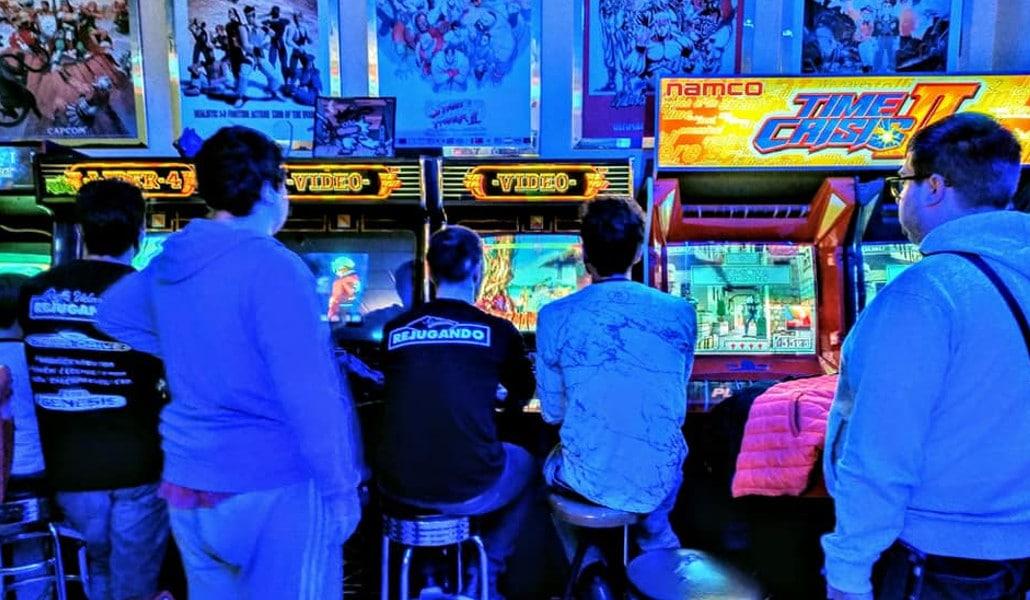 arcade vintage ibi museo