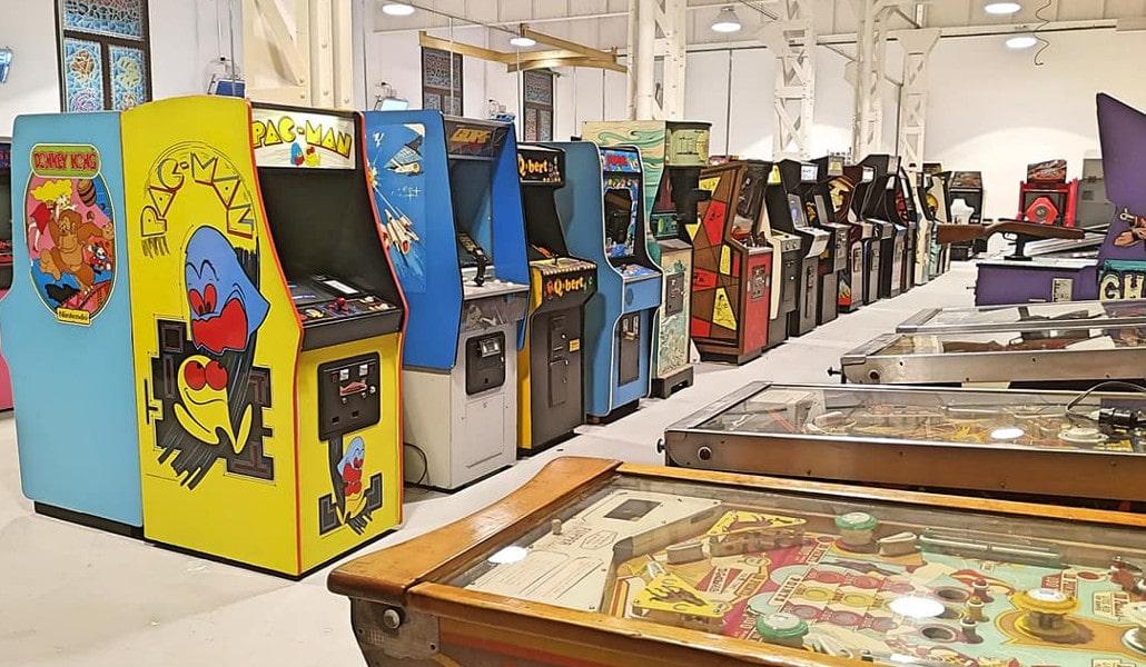 Arcade Vintage: el único museo del videojuego está en la Comunidad Valenciana