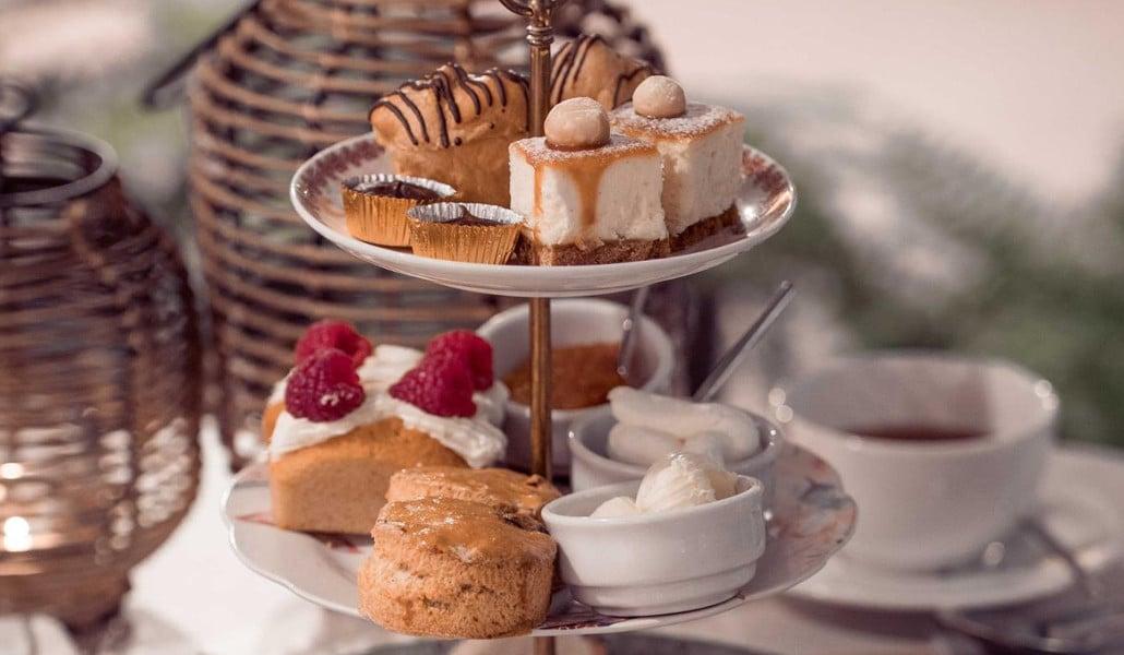 Ma Khin Café: pastelería y té colonial en el centro de Valencia